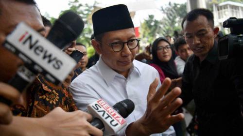 Menteri Agama Lukman Hakim Diperiksa KPK terkait Ibadah Haji
