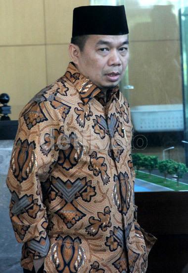 KPK Usut Kasus Haji dari Keterangan Ketua Fraksi PKS Jazuli Juwaini