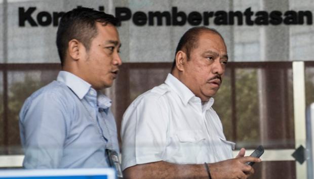 Mekeng Diduga Kerap Terima Laporan Soal Proyek PLTU Riau-1
