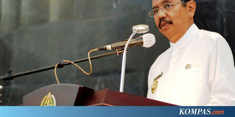 Sejak Pagi, KPK Periksa Tengku Erry Nuradi dan Ijeck untuk Klarifikasi - Kompas.com