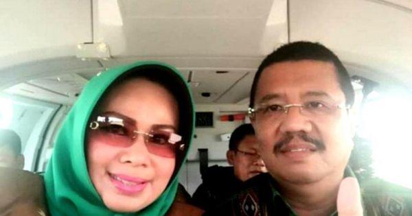 Kondangan naik helikopter negara, Gubernur Sumut dikritik