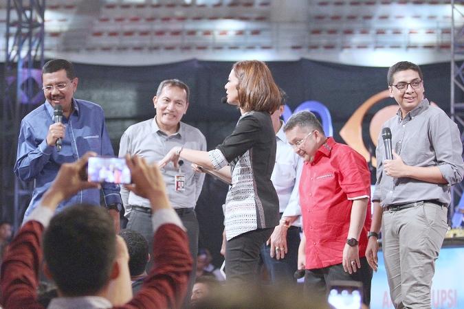 Ini Jawaban Tengku Erry di Mata Najwa On Stage