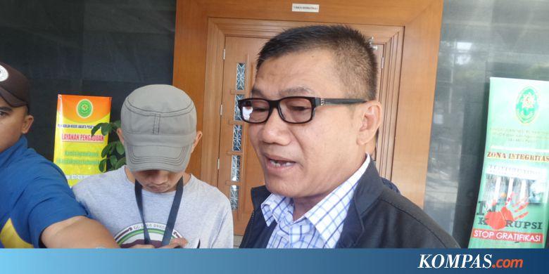Nazaruddin Sebut Agun Gunandjar Pasang Badan Proyek E-KTP - Kompas.com