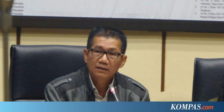 Diperiksa KPK Tiga Jam, Agun Gunandjar Sebut Tak Ada Materi Baru  - Kompas.com