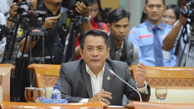 John Kennedy Azis: Saya Kecewa Dengan KPK - Tribunnews.com