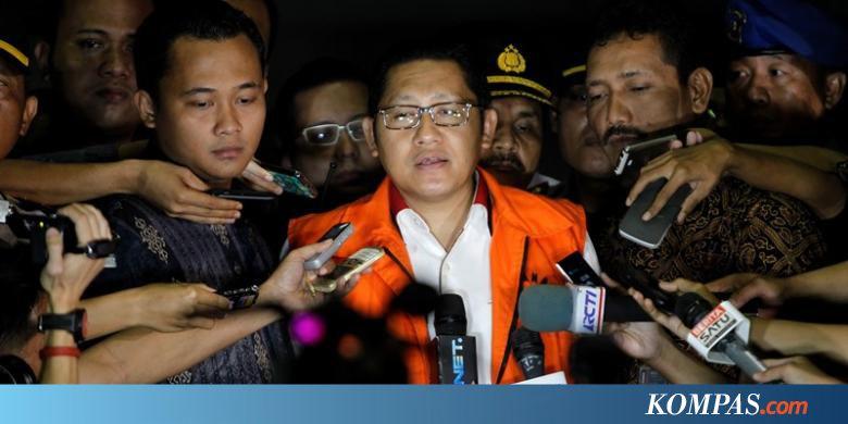 Anas: Seandainya Saya SBY, Saya Antar Ibas ke KPK - Kompas.com