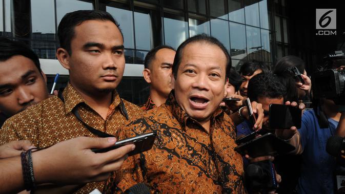 KPK Tetapkan Wakil Ketua DPR Taufik Kurniawan Tersangka Kasus Suap