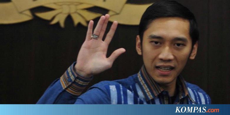 Tiba di Gedung KPK, Nazaruddin Kembali Sebut Nama Ibas - Kompas.com