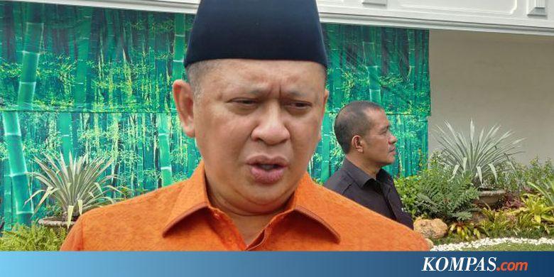 Kasus E-KTP, Bambang Soesatyo Ditanya soal Transfer Rp 50 Juta ke DPD Golkar Jateng - Kompas.com