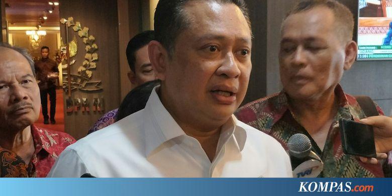 Soal Hak Imunitas, Ketua DPR Samakan UU MD3 dengan UU Pers - Kompas.com