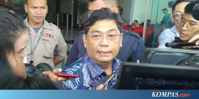 Utut Adianto Dicecar 11 Pertanyaan Terkait Bupati Purbalingga - Kompas.com