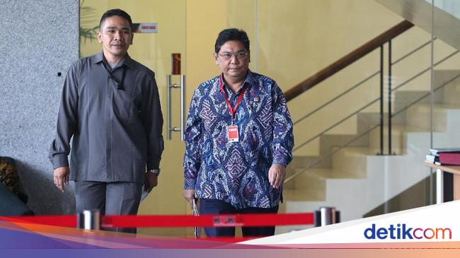 KPK: Utut Adianto Diperiksa soal Suap yang Diterima Bupati Tasdi