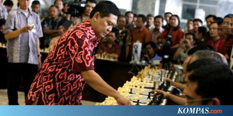 Kasus PON Riau, KPK Periksa Grand Master Utut Adianto - Kompas.com