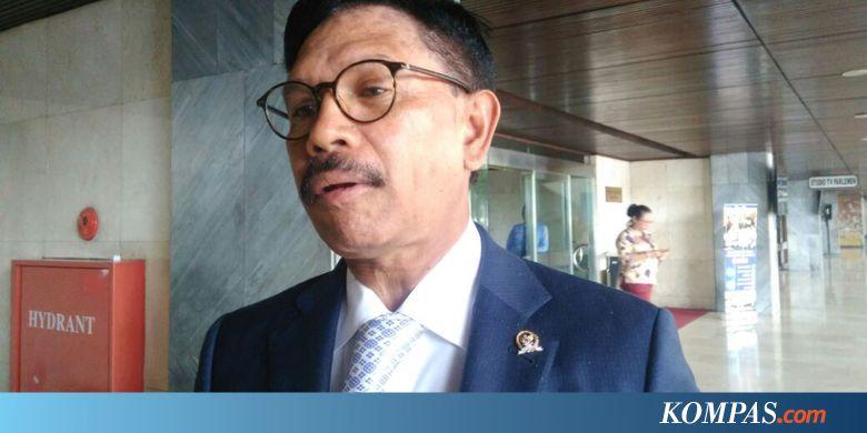 Dukung Hak Angket KPK, Nasdem Tak Peduli Citra Partai - Kompas.com