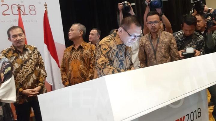 Sekjen Partai NasDem Ogah Teken Integritas Partai Politik di KPK