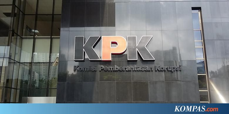 KPK Tetapkan Anggota DPR Fraksi PAN Sukiman sebagai Tersangka - Kompas.com