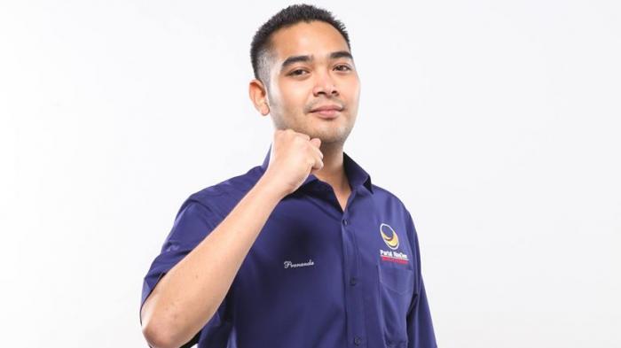 Isu KPK Makin Dibonsai Kewenangannya Menurut Prananda Surya Paloh - Tribunnews.com