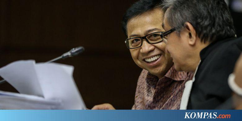 Kata Setya Novanto, Ada Uang E-KTP ke Puan Maharani dan Pramono Anung - Kompas.com