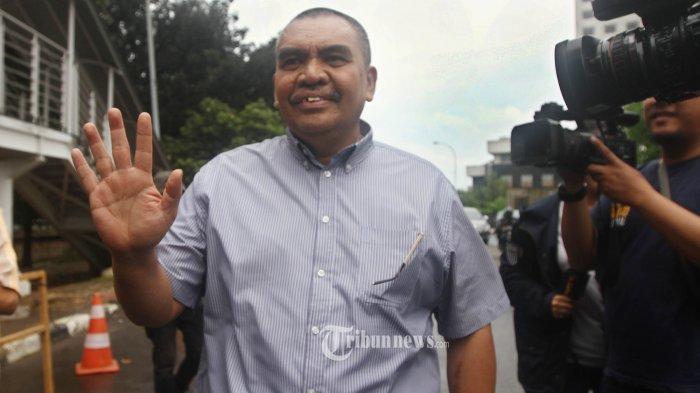 Penuhi Panggilan KPK, Mantan Wakil Ketua Komisi IX DPR Dicecar Tujuh Pertanyaan - Tribunnews.com
