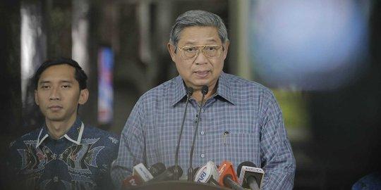 Usai konsultasi dengan SBY, Fraksi Demokrat tolak angket KPK   merdeka.com