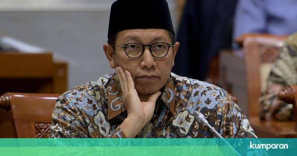 Sita Uang Ratusan Juta, KPK Akan Periksa Menag Lukman Hakim