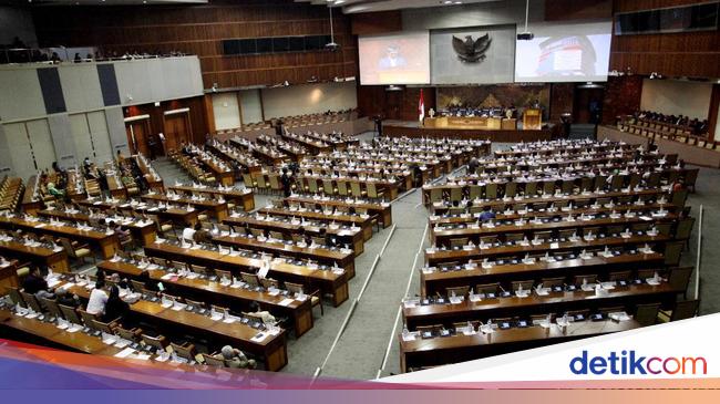 Rekomendasi Pansus Angket KPK: Jokowi Diminta Bentuk Pengawas KPK