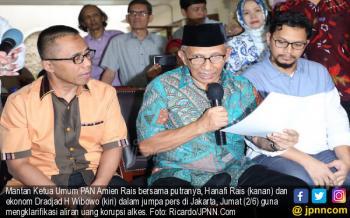 Anak Amien Rais Dukung Ide Fahri Hamzah soal Pembubaran KPK