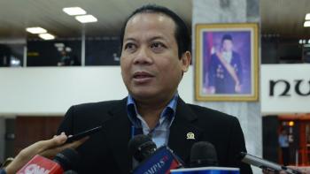 KPK Tetapkan Wakil Ketua DPR Taufik Kurniawan Jadi Tersangka
