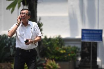 Mundur Jadi Menkumham, Yasonna Laoly Siap Dilantik Anggota DPR RI